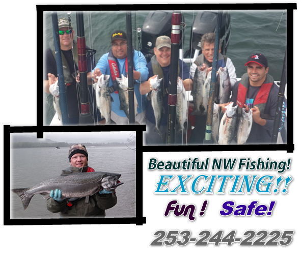 Fun Safe and Exciting Fishing